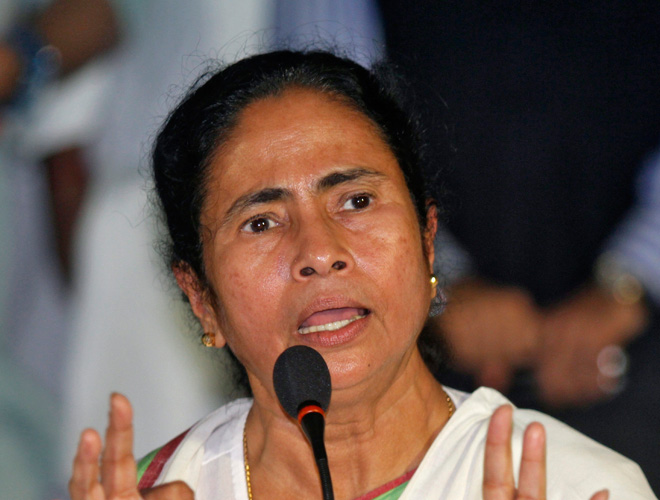 Mamata Banerjee asks party members to 'maintain silence on Congress'